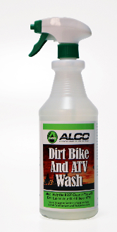 Alco Dirt Bike and ATV Wash   -   32 oz Spray Bottle
