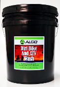 Alco Dirt Bike and ATV Wash - Five Gallons