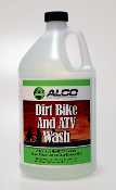Alco Dirt Bike and ATV Wash - One Gallon