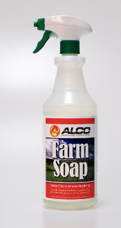 Alco Farm Soap - 32 oz Spray Bottle