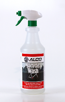 Alco Bicycle Wash   -   32 oz Spray Bottle